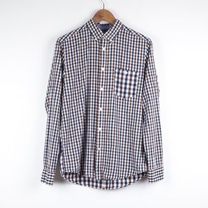 Ben Sherman Long Sleeved Button Down Shirt